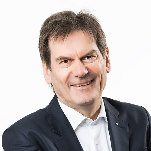 Portrait von Ulrich Fritsche