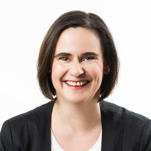 Portrait von Nicole Ullmann-Schubert