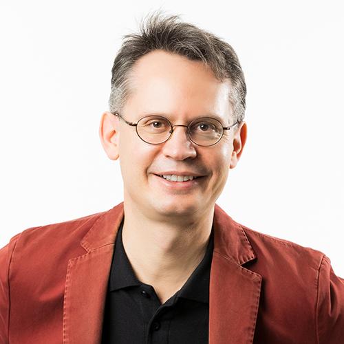 Portrait von Romeo Dirk Degenhardt