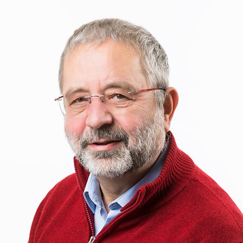 Portrait von Gerhard van der Beck