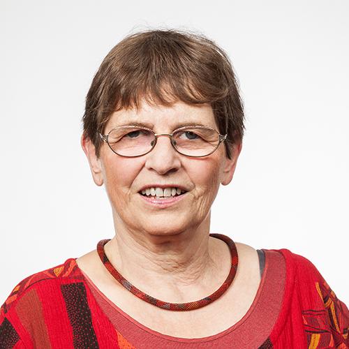 Porträt von Inge Schmollinger-Bornemann