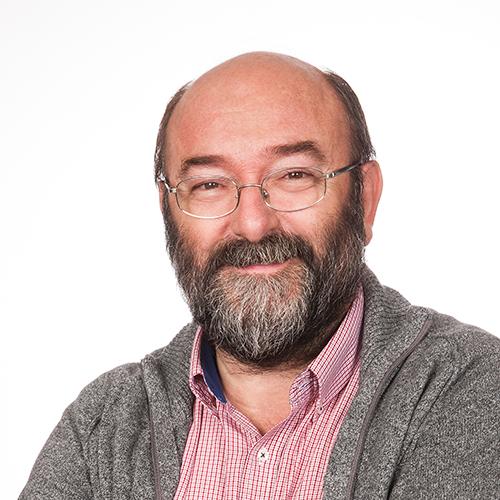 Porträt von Klaus Schmikl