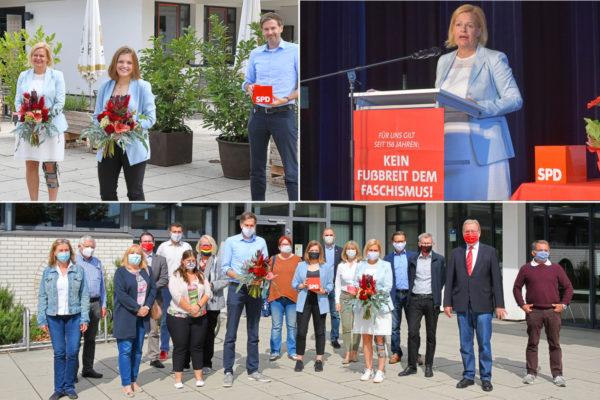 Parteitag 2020 der SPD Main-Taunus