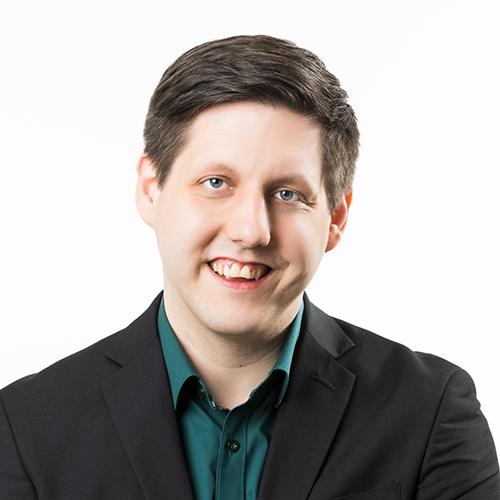 Portrait von Markus Dillenberger