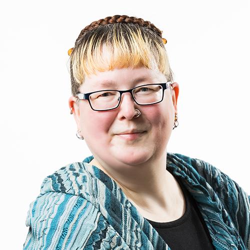 Portrait von Alexandra Velten